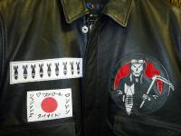 Applique Flying Jacket 【JIVE PILOT】2019