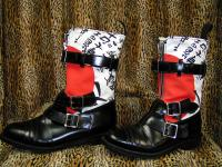 ZERO BOOTS with Flag Printed 2009