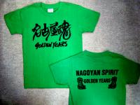 ORIGINAL S/S T-SHIRTS「 名古屋魂」/ SOLID COLOR