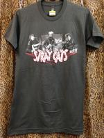 STRAY CATS  VINTAGE  S/S  T-shirts