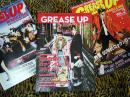 【 GREASE UP MAGAZINE 】VOL.1,2,3